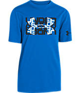 Boys' Under Armour Glow Logo T-Shirt