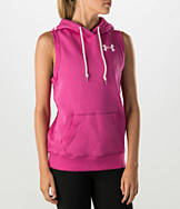 Women's Under Armour Favorite Fleece Hoodie Vest