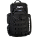 Back view of Under Armour SC30 Backpack in Black