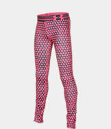 Girls' Under Armour HeatGear Printed Leggings