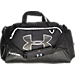 Back view of Under Armour Undeniable II Medium Duffel Bag in Black