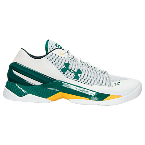 Men's Under Armour Curry 2 Low Basketball Shoes