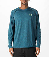 Men's Under Armour Tech Pattern Long Sleeve T-Shirt
