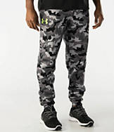 Men's Under Armour Rival Fleece Cuff  Sweatpants