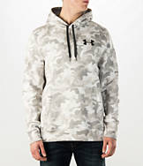 Men's Under Armour Cotton Fleece Printed Hoodie