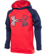 Boys' Under Armour Storm Jumbo Big Logo Hoodie