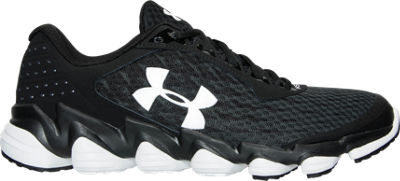 Under Armour Spine Disrupt Men's Running Shoes in Black, Steel or White