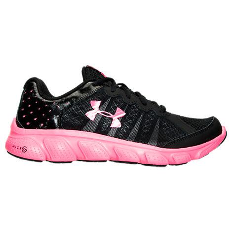 Girls' Grade School Under Armour Assert 6 Running Shoes