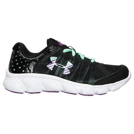 Girls' Preschool Under Armour Assert 6 Running Shoes