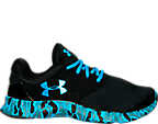 Boys' Grade School Under Armour Flow Camo Running Shoes