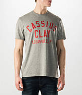 Men's Under Armour Roots Of Fight Cassius Clay T-Shirt