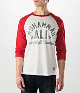 Men's Under Armour Roots Of Fight Iron Muhammad Ali Thrilla 3/4 Sleeve T-Shirt