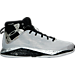 Right view of Men's Under Armour Fire Shot Basketball Shoes in