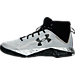 Left view of Men's Under Armour Fire Shot Basketball Shoes in