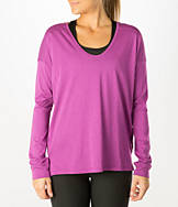 Women's Under Armour Favorite Drop Shoulder Training Shirt