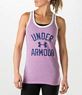 Women's Under Armour Favorite Graphic Tank
