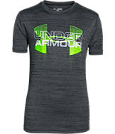 Boys' Under Armour Big Logo Hybrid T-Shirt