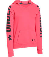 Girls' Under Armour Favorite Fleece Hoodie