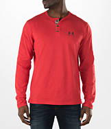Men's Under Armour Long Sleeve Henley T-Shirt