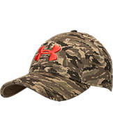 Under Armour Printed Blitzing Stretch Fit Hat