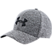 Back view of Under Armour Twist Tech Closer Hat in Black