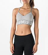 Women's Under Armour HeatGear Seamless Sports Bra