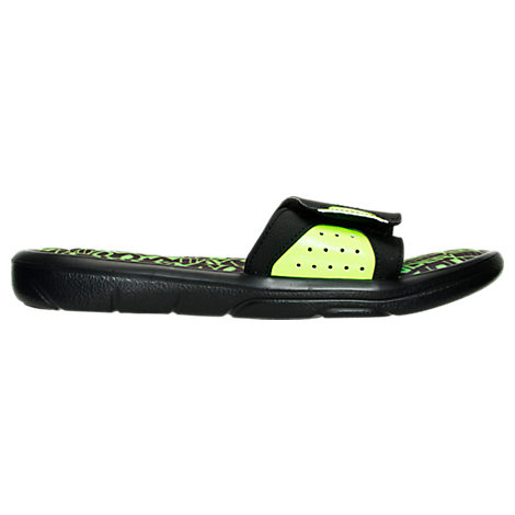 Boys' Grade School Under Armour Ignite Velocity Slide Sandals