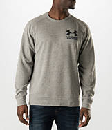 Men's Under Armour Sportstyle Fleece Crew T-Shirt