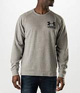 Men's Under Armour Sportstyle Fleece Crew T-Shirt