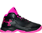Girls' Grade School Under Armour Curry 2.5 Basketball Shoes