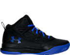 Boys' Grade School Under Armour Jet Mid Basketball Shoes