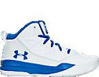 Boys' Grade School Under Armour Jet Mid Basketball Shoes