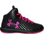 Girls' Grade School Under Armour Jet Basketball Shoes