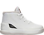 Girls' Toddler Under Armour Curry 3 Basketball Shoes