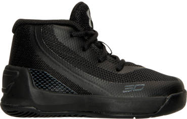 BOYS' TODDLER UNDER ARMOUR CURRY 3