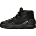 Left view of Boys' Toddler Under Armour Curry 3 Basketball Shoes in Black/Black/Black