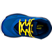 Top view of Boys' Toddler Under Armour Curry 3 Basketball Shoes in Team Royal/Caspian/Taxi