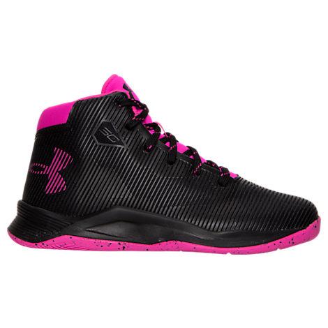 Girls' Preschool Under Armour Curry 2.5 Basketball Shoes
