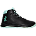 Right view of Girls' Preschool Under Armour Curry 2.5 Basketball Shoes in 008