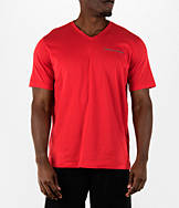 Men's Under Armour Charged Cotton V-Neck T-Shirt