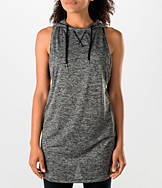 Women's Under Armour UA Tech Hooded Tunic Tank