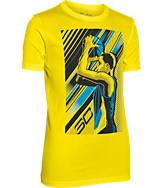 Boys' Under Armour SC30 Silo T-Shirt