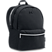 Front view of Women's Under Armour Favorite Backpack in 001