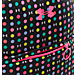 Alternate view of Girls' Under Armour Favorite Backpack in Black/Harmony Red Dot Print