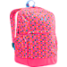 Front view of Girls' Under Armour Favorite Backpack in Harmony Red