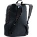 Back view of Boys' Under Armour Scrimmage Backpack in Black