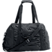 Front view of Women's Under Armour The Works Gym Bag in Black