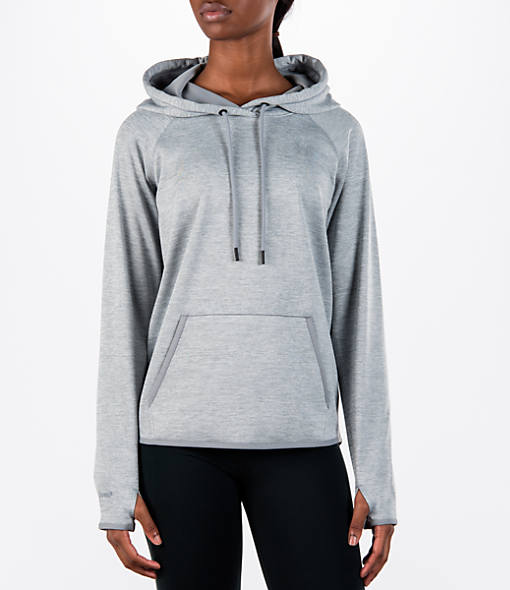 Women's Under Armour Storm Armour Fleece Icon Hoodie - Twist