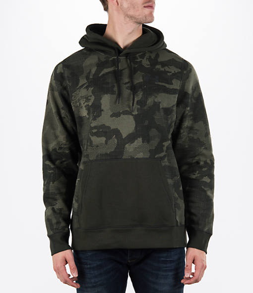 Men's Under Armour Rival Print Hoodie