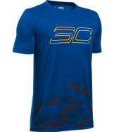 Boys' Under Armour SC30 Raise Up T-Shirt